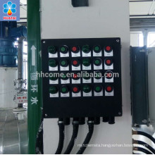 Biodiesel plant equipment used cooking oil