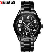 Fashion Stainless Steel Business Men Watch