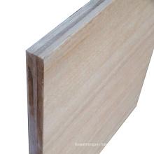 Cabinet grade 12mm C/D grade UV prefinished birch plywood