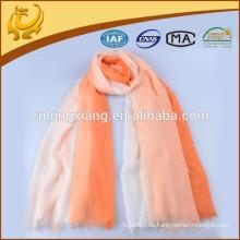 Neueste Mode Custom Design Kaschmir Schals, Plain Farbe Schal Schal für Frauen