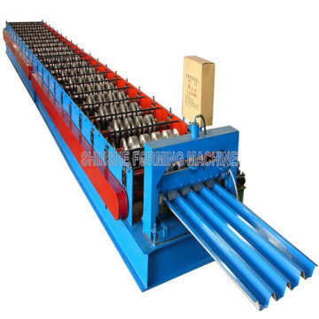 Pantalla táctil automáticamente ruedan formando la maquinaria