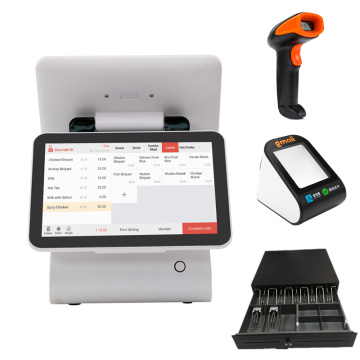 barcode scanner and printer android