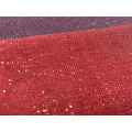 Lurex Polyester Knitted Fabric With Metallic Yarn