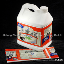 White PE Strech Sleeve Label