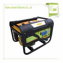 2.5kw 3kw 5kw generador portable del motor de gasolina (sistema)