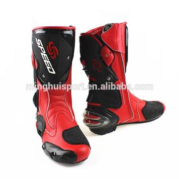 Botas de equitação da motocicleta botas de equitação de borracha botas à prova de água botas de equitação da motocicleta botas de equitação de borracha botas à prova d 'água