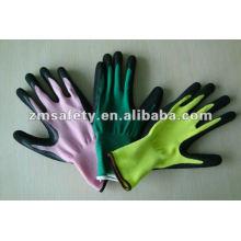 Прокол Латекс покрытием перчатки садоводства безопасности ZMR487