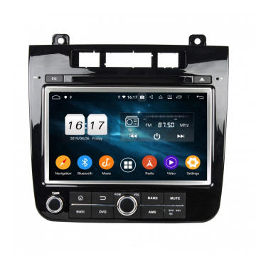 Android carplay auto navigation for VW TOUAREG 2010-2014