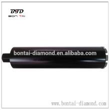 """Brocas de núcleo de diamante UNC de 1-1 / 4 """"para hormigón armado"""