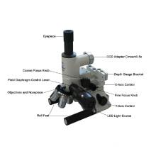 Portable Metallurgraphic Microscope Forlarge Workpieces