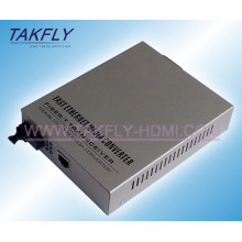 10/100/1000m Inner Power Supply Media Converter
