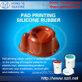 manufacture liquid silicone for pad printing