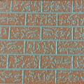 Brick PU Foam Insulated Decorative Metal Siding