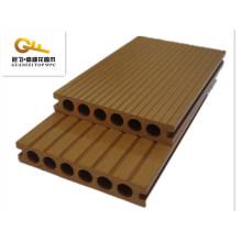 WPC Decking en bois en plastique et en composite