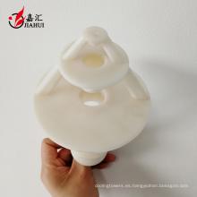 Cabeza de la boquilla de pulverización ABS tipo tres salpicaduras