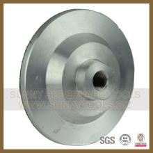 De Buena Calidad Soporte de almohadilla de pulido de aluminio
