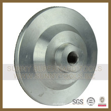 Good Quality Aluminum Polishing Pad Holder