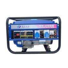 Honypower (China) Hy2500e 2kw 2kVA Neues Design Kupferdraht Portable Power Electric Benzin Generator
