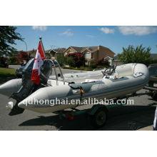 fiberglass inflatable boat pvc tube