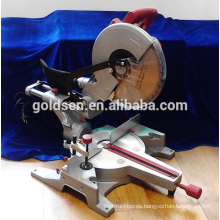 "1900W/15A 305mm 12"" Power Slide Compound Miter Saw Machine Portable Wood Aluminum Cutting Electric Saw"
