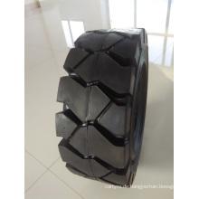 Hochwertige solide Reifen 18 / 7-8 und 21 * 8-9 mit verschiedenen Patterns