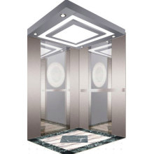 Stainless Steel Mirror Etching Passenger Lift/Elevator