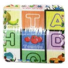 Mosaik EVA Matte Spielzeug 24PCS schöne Bilder