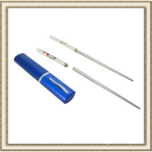 2 Foldaway Chopsticks with Enamel Head (CL1Y-CS208)