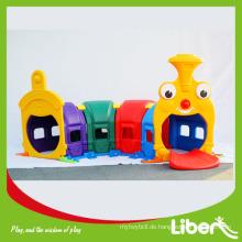 Vergnügungspark Spielplatzausrüstung Plastikrutsche Lieferantenauswahl