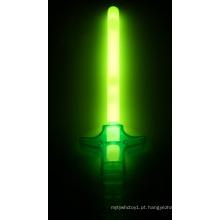Espada de brilho novo tamanho para o Halloween
