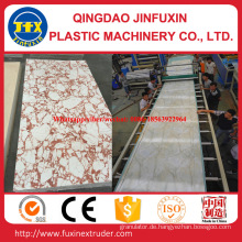 PVC Nachahmung Marble Board Machine
