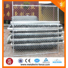 2016 Hot sale construction outdoor chain link temporary fence/temporary fence panels