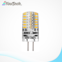 DC12V 3w led silicon g4 bulb