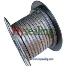 Graphite Packing with Inconel Wire and Jacketed Wire Mesh