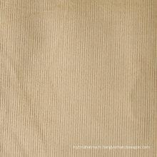 11Vidés en velours côtelé en 100% coton pour vêtements de haute qualité