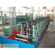 Galvanized Steel Furring Channel Roll Forming Machine Supplier Dubai