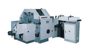 ZX30 Rounding and backing machine