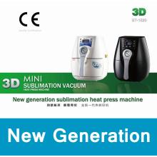 Multifunktionale Mini 3D Vakuum Sublimation Maschine für Becher (ST-1520)