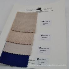 tela de abrigo de lana de poliéster