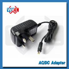 Tomada de parede CE Adaptador de adaptador de corrente alternada para raspador