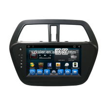 Dashboard 2DIN Car Radio Player with GPS for Suzuki S-cross, Mirror Link, Bluetooth Steering Wheel Control