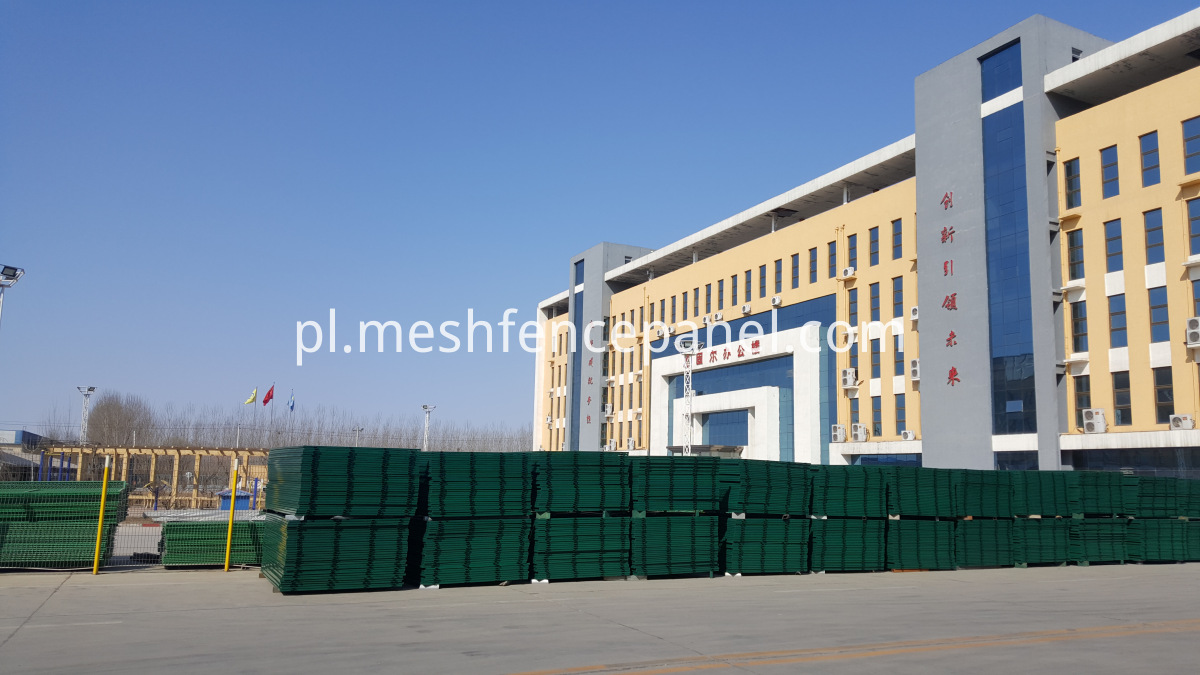 Mesh Fencing Panels 50x200mm