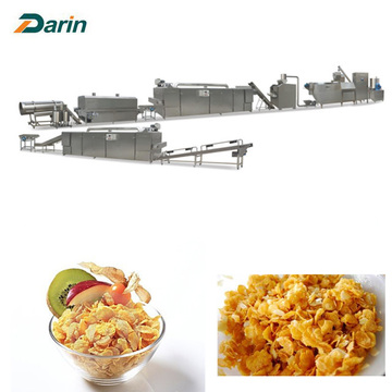 Kellogg Corn Flakes extruderen Machine