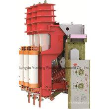 Interruptor Yfn12-12rd/125-21.5-carga con cuchilla de puesta a tierra