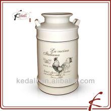Керамическая тарелка для чая