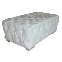 Rectangle Ottoman for Hotel Furniture