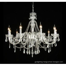 Hotel Lobby Crystal Chandelier Decoration Light (W6310-10)