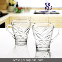 8oz High Quality Engraved Glass Mug (GB092308SYC)