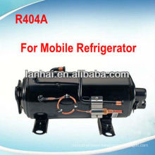 R404a Refrigerant hermetic rotary Compressor Air refrigeration condensing unit For Cold Storage