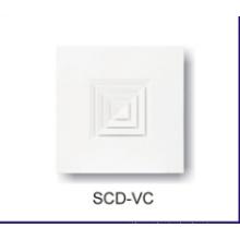 sidewall ceiling register air diffuser